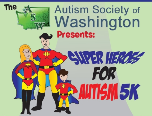 Super Heroes for Autism 5k